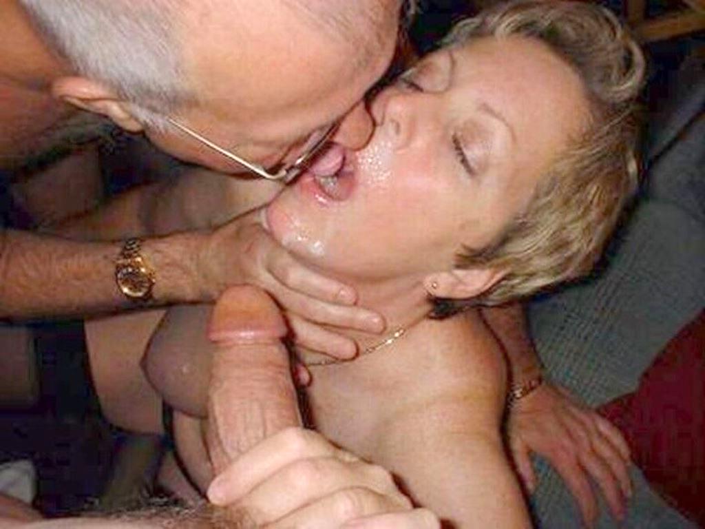 Shy Mature Amateur Wife