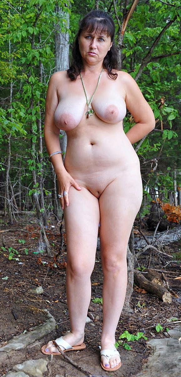 Homemade Mature Tits