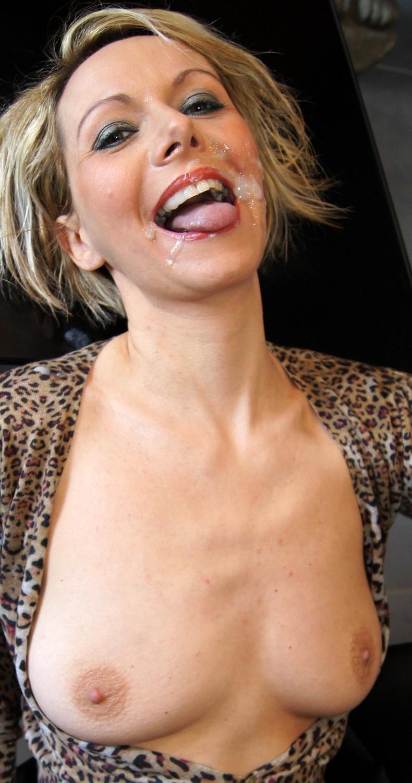 Amateur Wife Sharing Facial