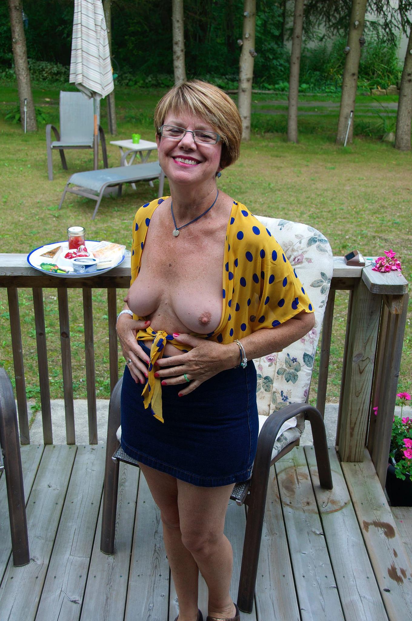 Women naked over 50