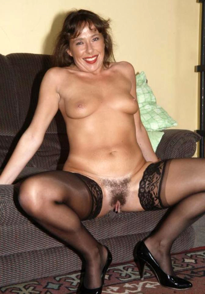 big mature stockings