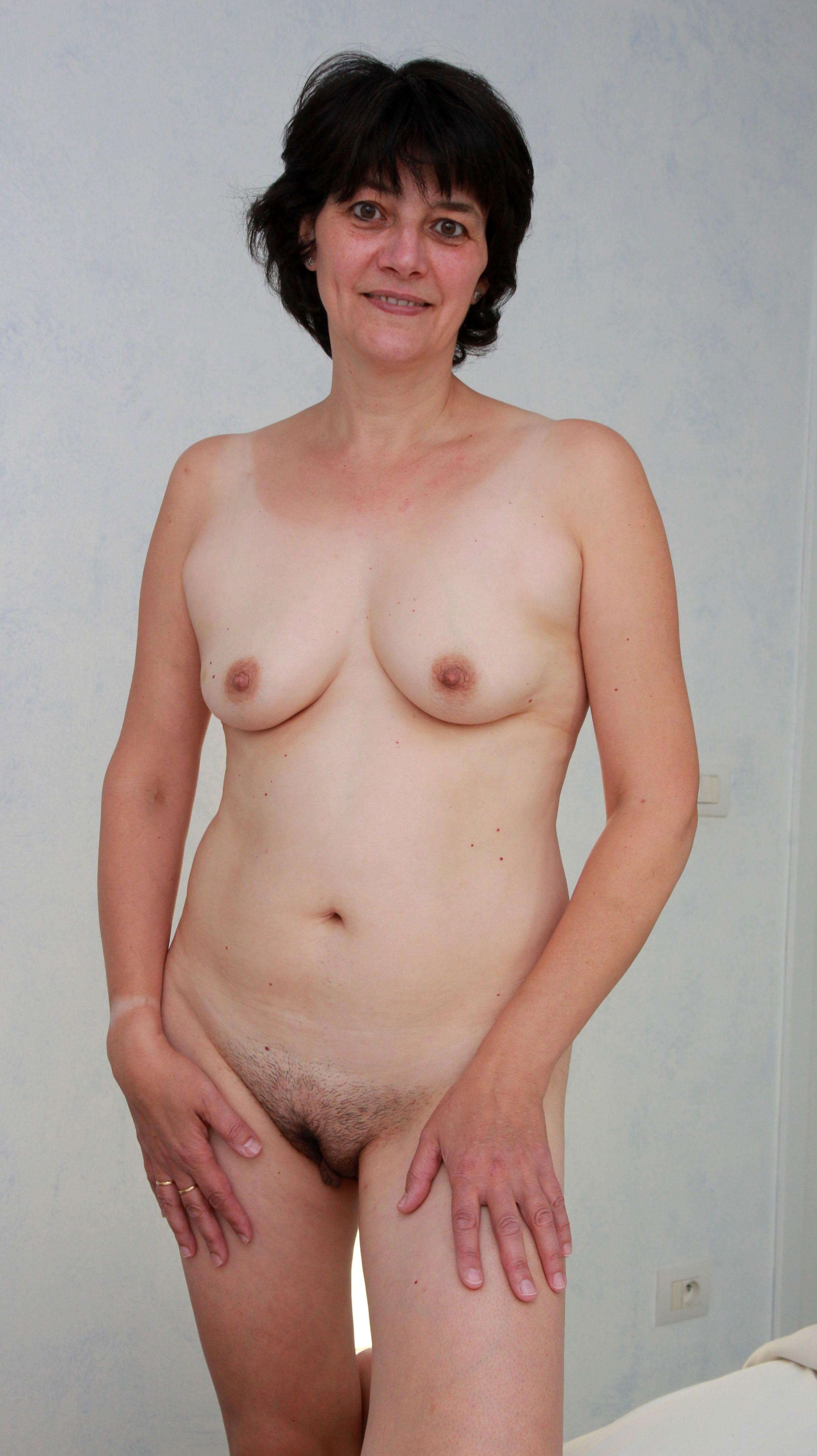 Unshaved Mature Women