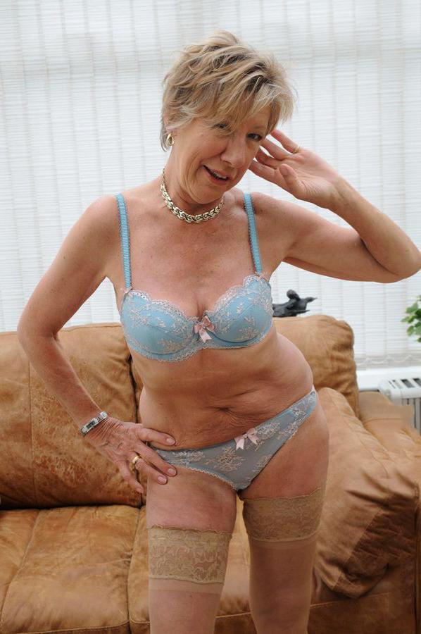 At 60 women naked 60 +