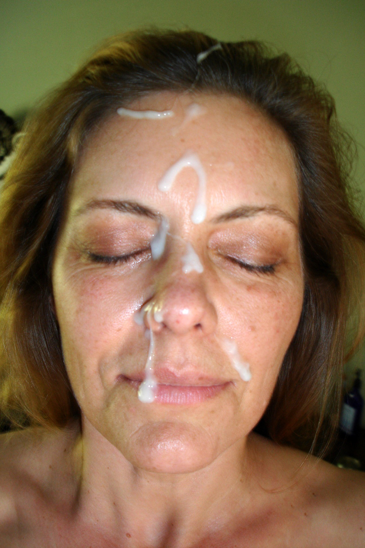 Facial cum Here's Exactly