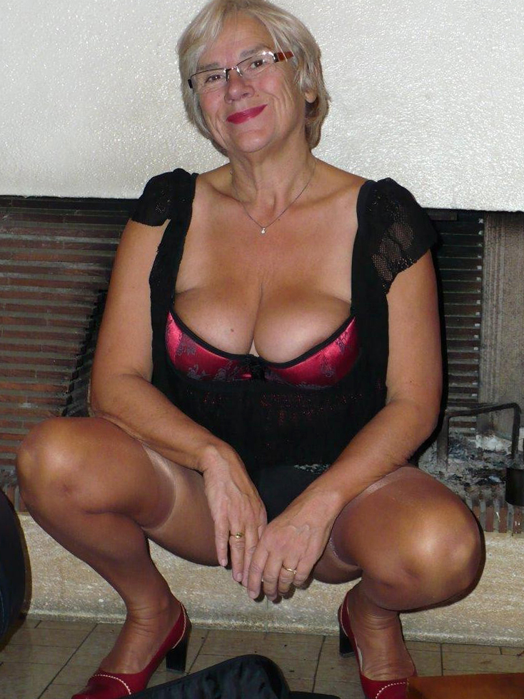 Are older women horny