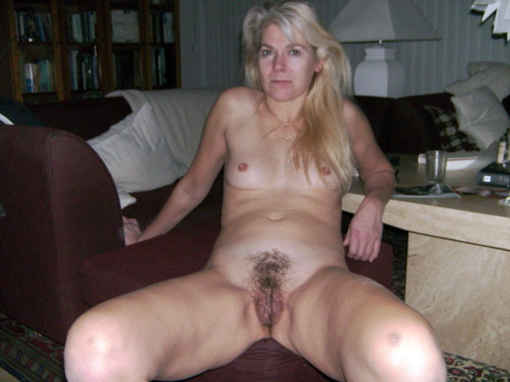 Matures pics hairy Girls in