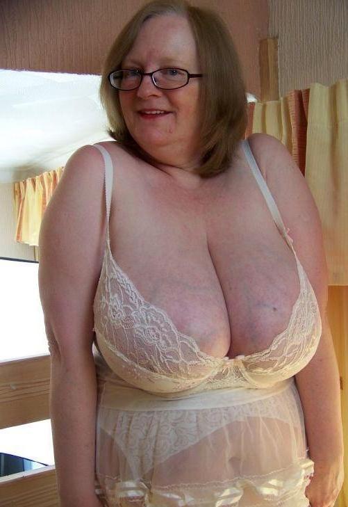 Granny pics curvy Plus Size