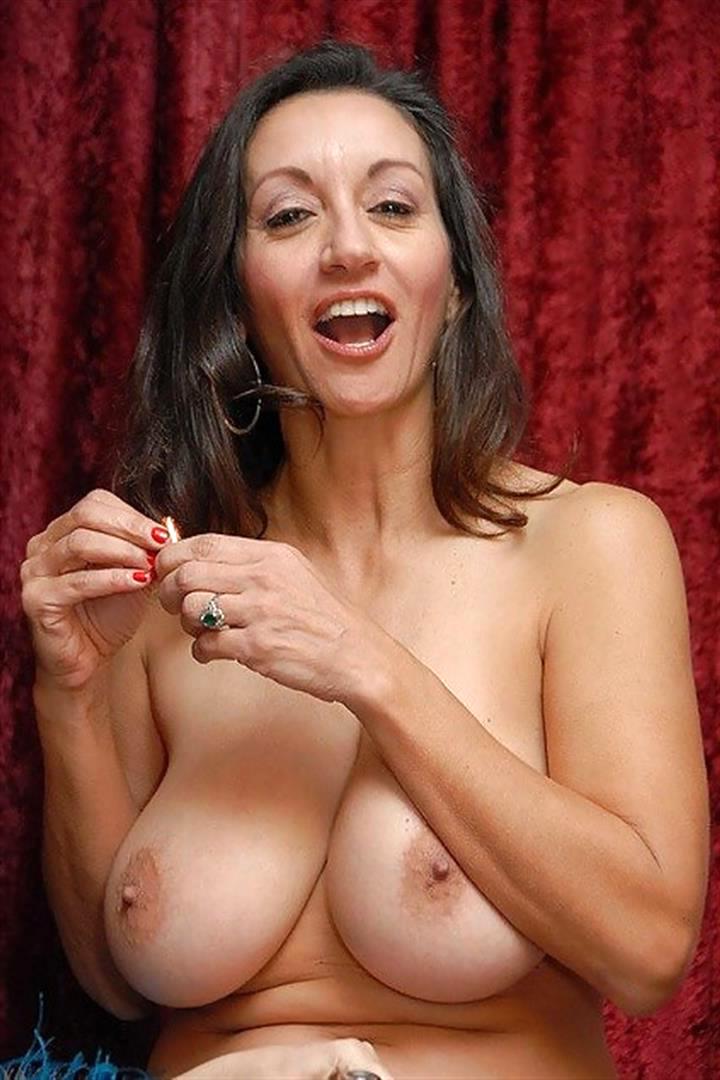 Big Natural Breasts Mature