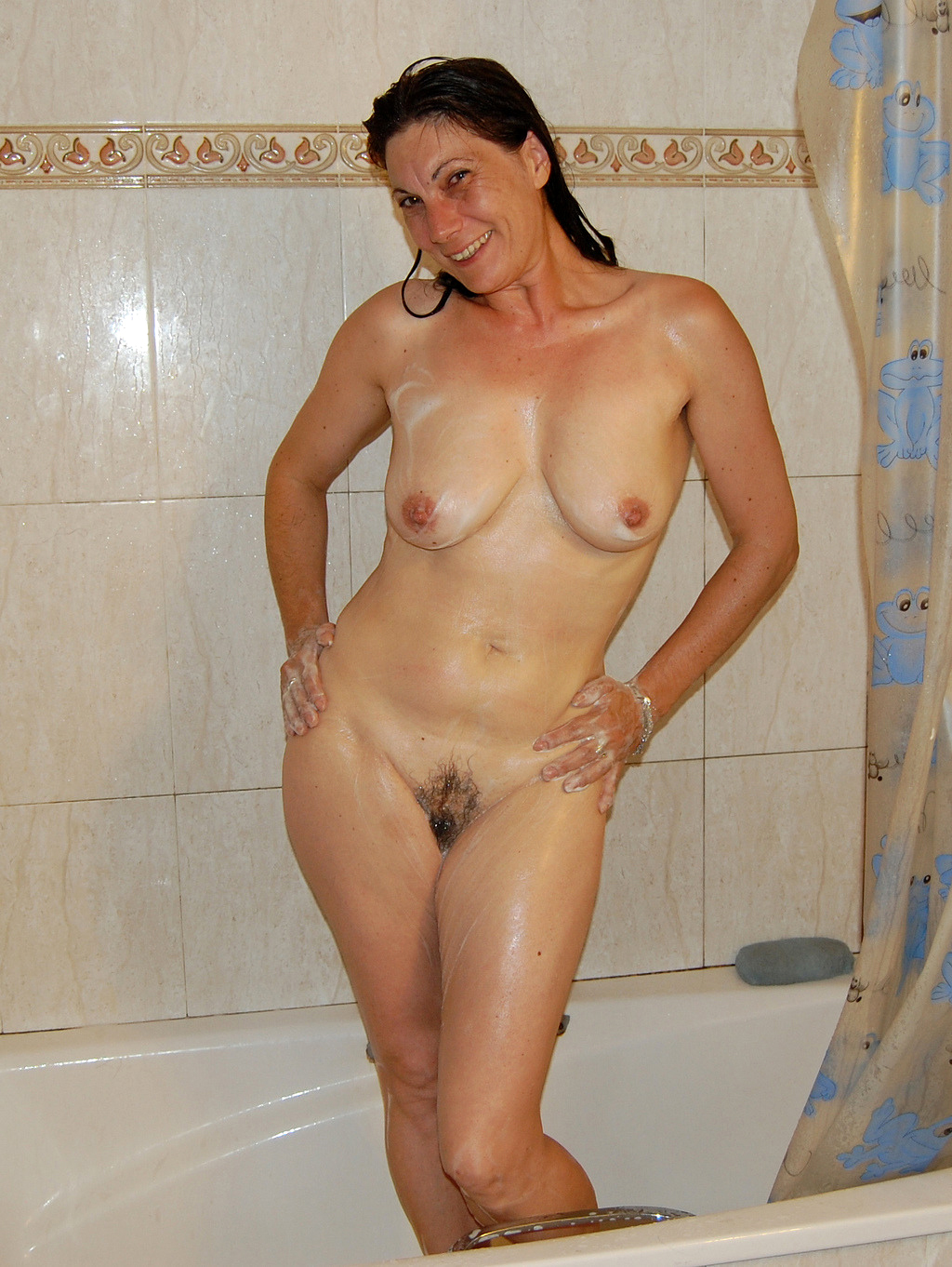 Nude moms sexy Hot and